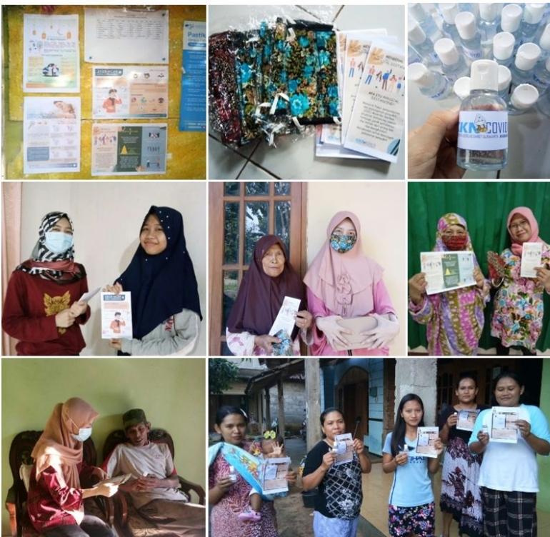 Dokumentasi Kegiatan KKN oleh Agnes Afriyani di Dusun Krapoh, Kecamatan Suruh, Kabupaten Semarang, Jawa Tengah