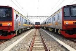 Penampakan Commuter Line. Sumber JalanBareng.com