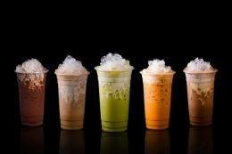 ilustrasi minuman kekinian (sumber : bisnisukm.com)
