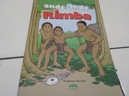 Buku kumpulan dongeng Orang Rimba. (Foto : dokumen pribadi)