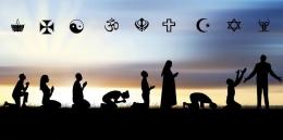 Hakikat Manusia Sebagai Makhluk Religius (Source: InpasOnline.com)