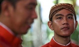 Berlaga di Pilwalkot Solo 2020, Gibran sudah mendapatkan restu Jokowi - Sumber Foto: https://www.gesuri.id/