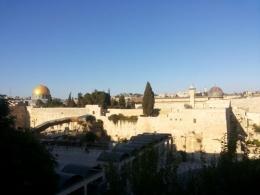 Kota Yerusalem (Dok. Bobby Steven)