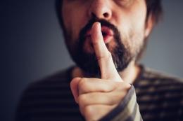 Diam, jangan berisik, Sumber: stroke.org