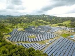 PLTS Likupang 21 MW (ground mounted) di Sulawesi Utara (esdm)