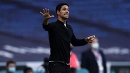 Manajer Arsenal, Mikel Arteta (Foto The FA.com)