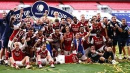 Arsenal juara Emirates FA Cup yangke-14 (Foto TheFA.com)