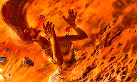 Ilustrasi Neraka | Sumber gambar : bincangmuslimah.com