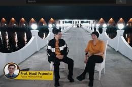 Anji dan Hadi Pranoto | source : kompas.com