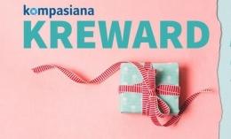 K-Reward (Dokumentasi Kompasiana.com)