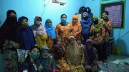 Gambar 2. Dokumentasi kegiatan edukasi bersama ibu-ibu PKK/dokpri