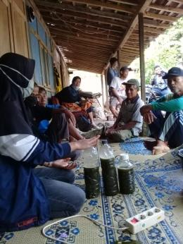 Pelatihan pembuatan pestisida nabati daun sirsak