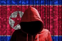 Ilustrasi Hacker Korea Utara (sumber: fifthdomain.com)