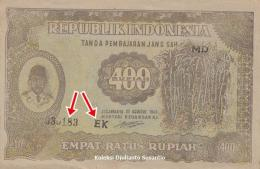 Wajah Sukarno pada ORI (koleksi pribadi)