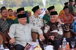 Amien Rais dan Din Syamsuddin   Foto: pinterpolitik.com