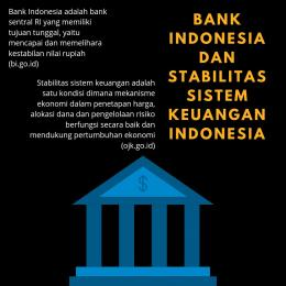 Bank Indonesia dan Stabilitas Sistem Keuangan Indonesia (sumber gambar: @indahladya)