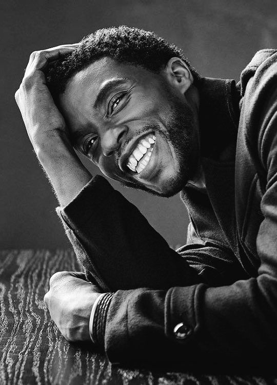 Potret Chadwick Boseman di laman media sosialnya. (sumber: https://www.instagram.com/chadwickboseman/ )