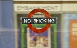 Tanda dilarang merokok. (sumber: https://unsplash.com/@zafarrancho)