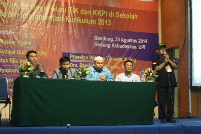 Para Guru Pejuang TIK Indonesia/dokpri