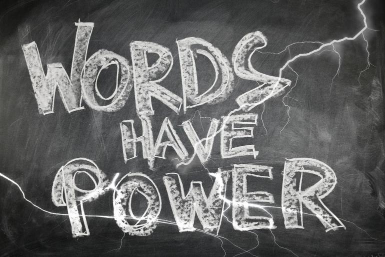 ilustrasi kata-kata. (sumber: pixabay)