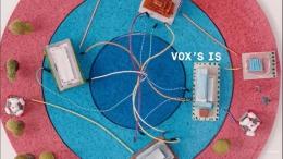 Gambar 1. analogi lapisan lingkaran sirkulasi internet (VOX, 2020)