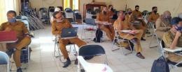 Bertemu Pengawas Sekolah Hebat (sumber gambar dari nanong)