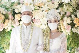 Apa pun motif dan niat kita menikah, itu berangkat dari pilihan hati kita sendiri dan kebenaran yang kita percayai (instagram @mazawahyu)