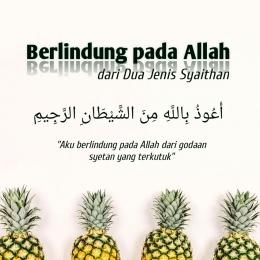 Pelajaran dari Ta'awudz; Memohon Perlindungan Allah dari Dua Jenis Syetan