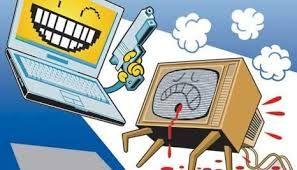 Ilustrasi media digital vs media analog. Sumber: linkedin.com
