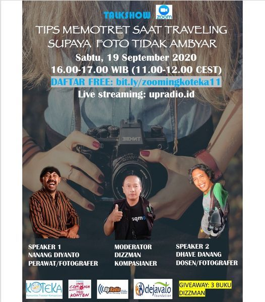 Zoom Meeting Koteka 19 September (Sumber: FB Koteka)