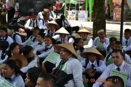 Pengenalan kehidupan kampus mahasiswa baru (PKKMB) FAKULTAS PERTANIAN 2018   dokpri