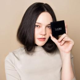 Holy Perfecting Pressed Powder, Pressed Powder Looke, Bedak padat Looke, compact powder looke | https://www.lookecosmetics.com/
