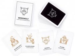 Salah satu versi isi kartu di Werewolf offline. Gambar: Playwerewolf.co