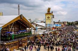 Oktoberfest- Munich. Sumber Foto: Heribet Pohl