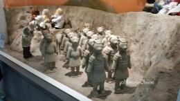 Mausoleum Qin Shi Huang (foto: HennieTriana)