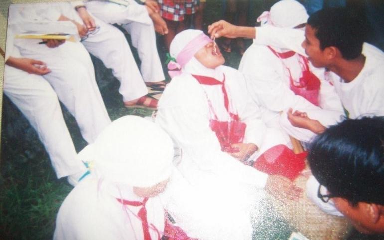 Foto : Kegiatan PPSM AKPER Tahun 1997 ( Dok.Penulis )