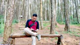 dokpri | Loc. Hutan Pinus Manggunan Yogyakarta
