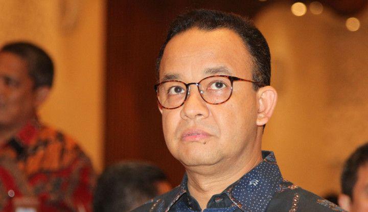 Gubernur DKI Jakarta Anies Baswedan | Sumber gambar: wartaekonomi.co.id
