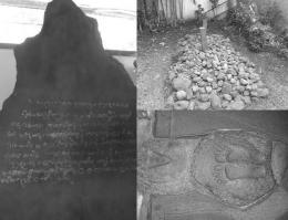 Batu Tulis dan Telapak Kaki (ifanobi.com)