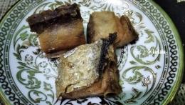 Ikan Asin Telang | @kaekaha