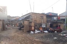 permukiman kumuh di jatinegara