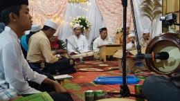 Majelis Az- Zabidie Gelar Maulid Arba'in/Dok: Ray Iskandar