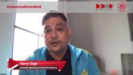 Harry Deje Managing Director H+K Strategies Indonesia