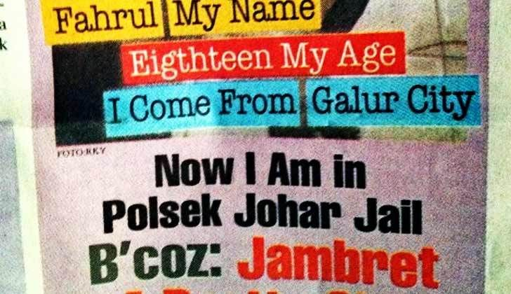ilustrasi judul berita yang gila - yukepo.com
