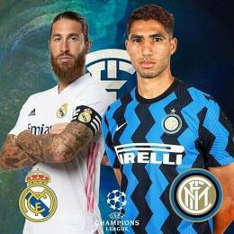 Laga Big Match di Liga Champions pekan ini (sumber : Instagram.com/seakeane)