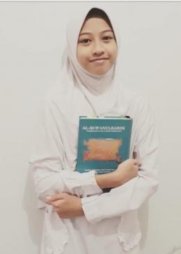 Teteh dan Al Quran   dokpri