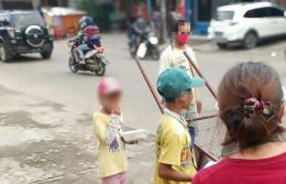 anak-anak pemulung - dokpri