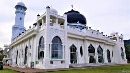 Masjid Rahmatullah Lampuuk (Dokpri)