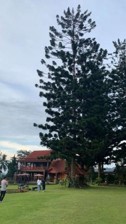 Pemandangan area Restoran Citra Cikopo Hotel | Dokumentasi Pribadi