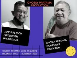 Chossypratama dan Jendral Rich. (Dok. Istimewa)